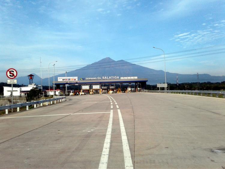 Jalur Mudik dengan Pemandangan Paling Cantik di Indonesia