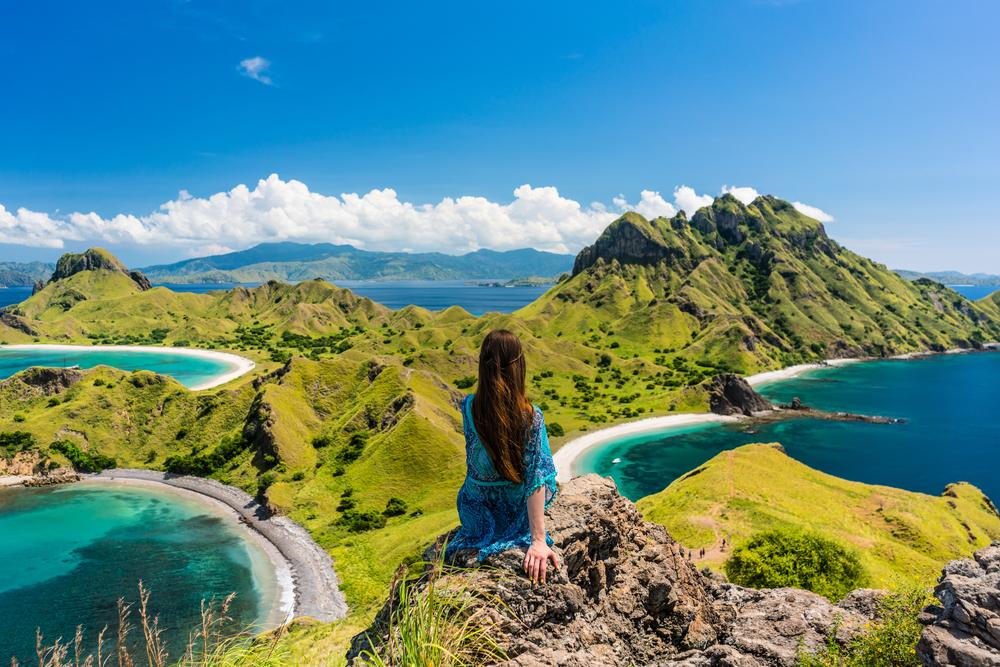 Kecantikan Pulau Padar yang telah mendunia