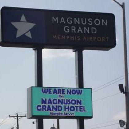 Magnuson Grand Memphis Airport Graceland Memphis Deals Booking Wego Qa