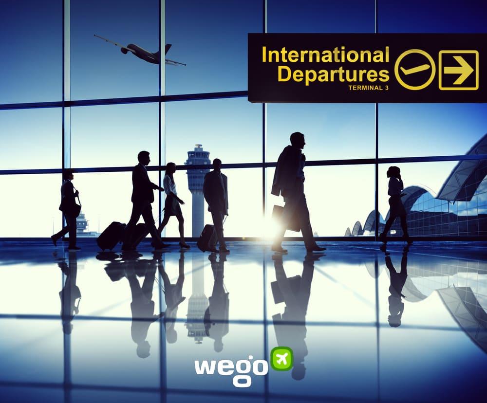 Kapan Penerbangan Internasional Dibuka