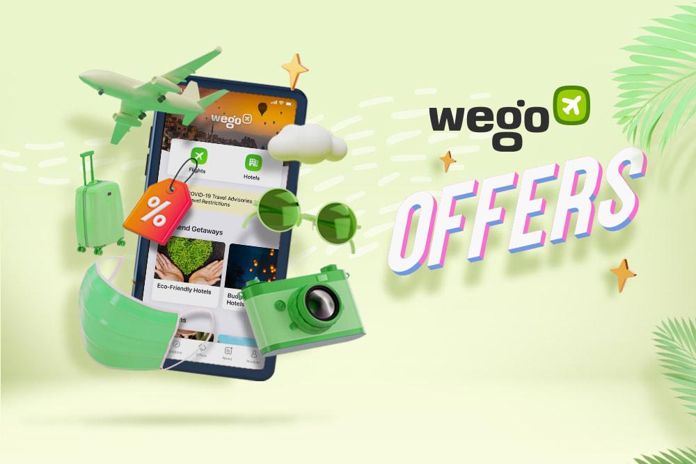 Wego Offers - Promo dan Diskon Tiket Pesawat Setiap Hari