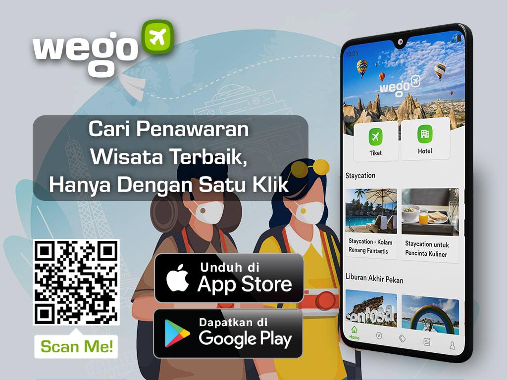 Wego Travel App_Daftar Negara yang Membuka Perbatasan untuk Penumpang Asal Indonesia
