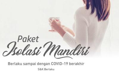 """Daftar Hotel Indonesia yang Tawarkan Paket Isolasi dan """"Work from Hotel"""" [Update 7 Oktober 2020]"""