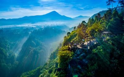 Staycation Kala Pandemi, Bandung dan Yogyakarta Jadi Incaran