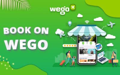 """Super Cepat! Pesan Tiket Pesawat dan Hotel dengan Fitur """"Book on Wego"""""""