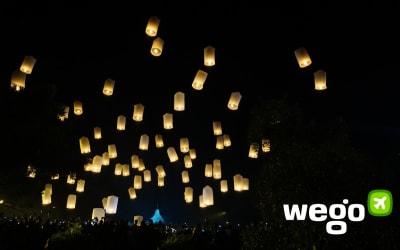 Syahdunya Perayaan Waisak 2021 di Indonesia