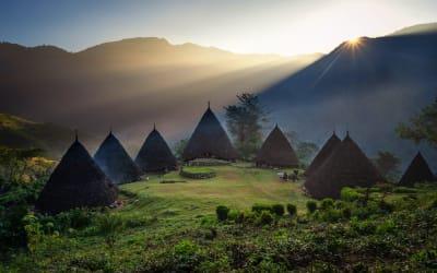 5 Desa Wisata Prioritas di Indonesia yang Wajib kamu Kunjungi