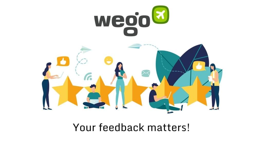 Wego Feedback Survey 2021
