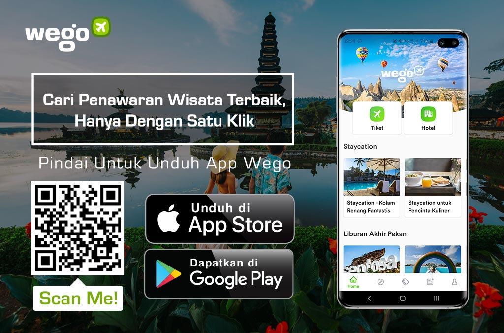 Pengalaman ke Bali saat Pandemi _Download app Wego