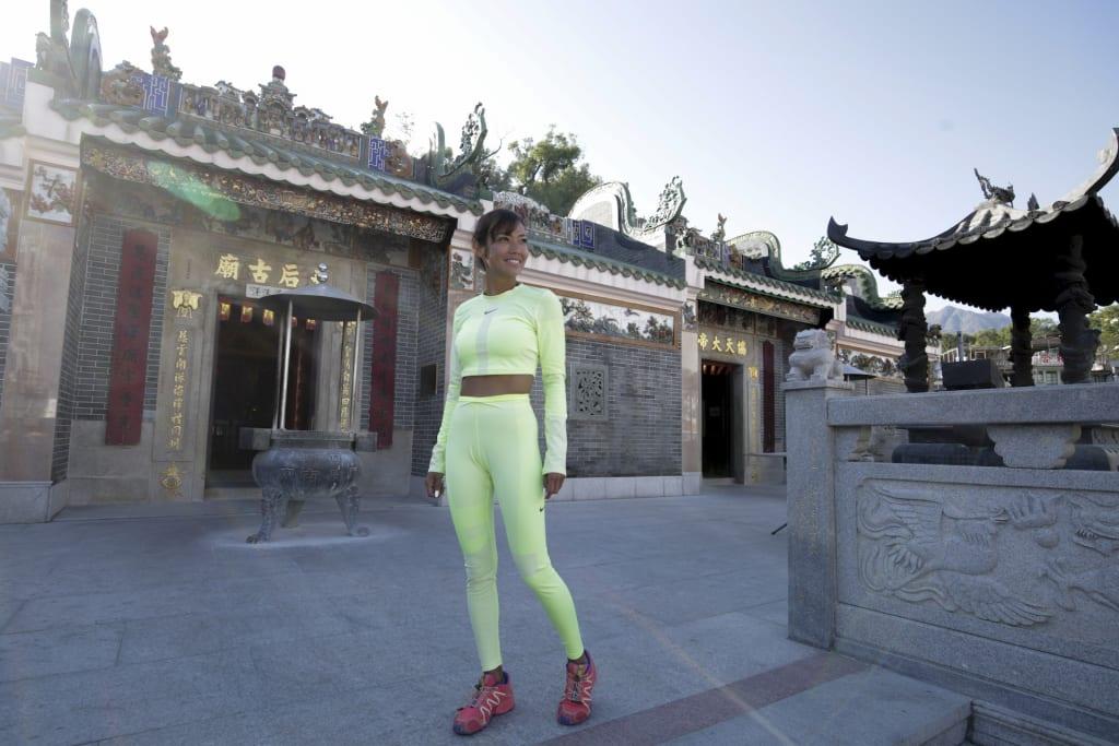 Jelajah kekayaan alam Hong Kong bersama Shanty Paredes