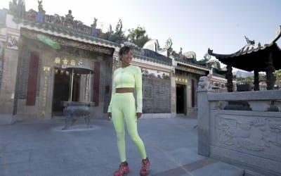 Jelajah Kekayaan Alam Hong Kong bersama Shanty