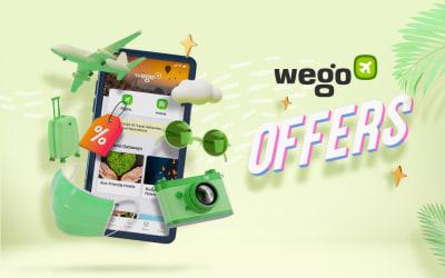 Promo Hotel dan Tiket di Fitur Wego Offers: Dapatkan Diskon Baru Setiap Minggu!