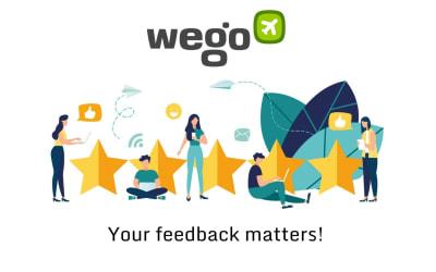 Wego Feedback Survey 2021 (English)