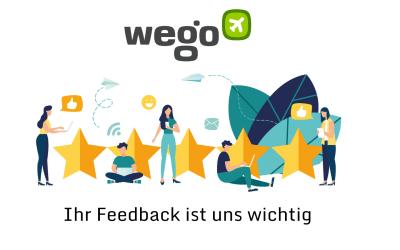 Wego Survey Feedback German
