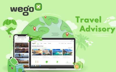 Ketahui Syarat Perjalanan ke Luar Negeri dengan Fitur Travel Advisory dari Wego